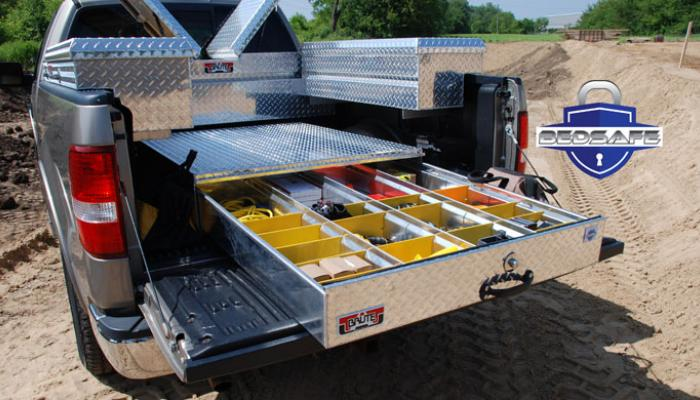 Toolboxes Diversified Fleet Services